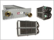 Vapor y energ a intercambiadores de calor para calentamiento y enfriamiento de aire - Humidificadores para radiadores ...